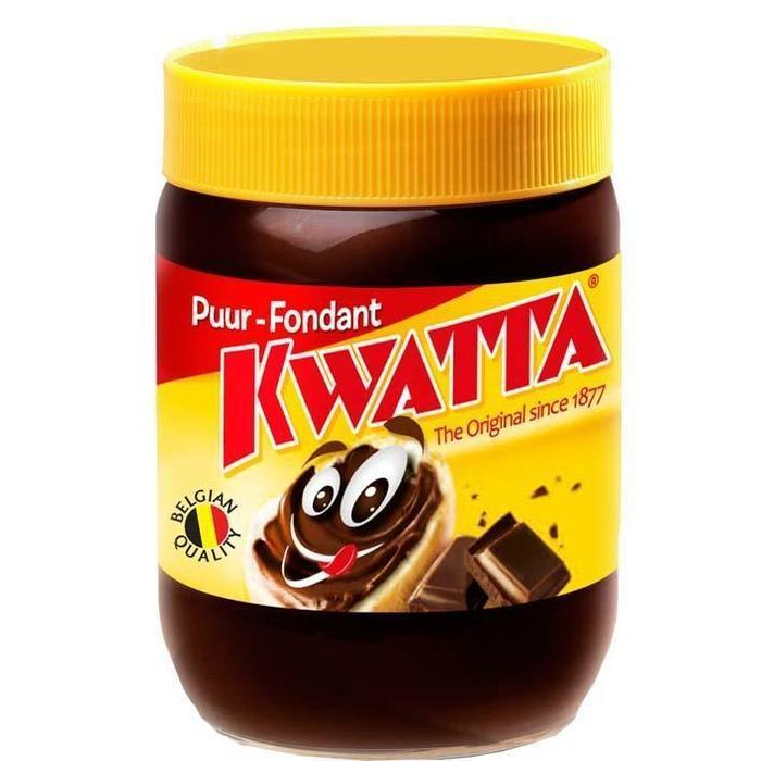 Kwatta Chocoladepasta puur (600g)