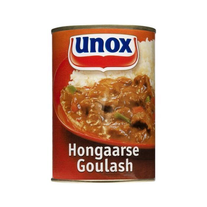 Hongaarse goulash (blik, 420g)