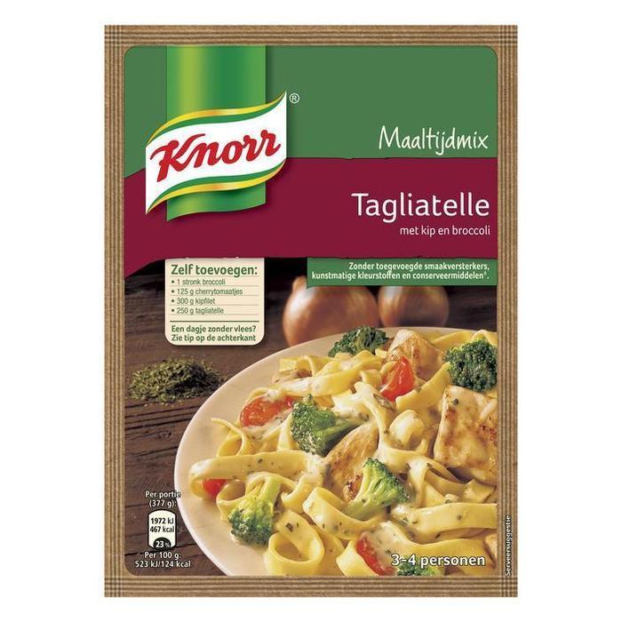 KnorR, Romige Tagliatelle (zak, 65g)