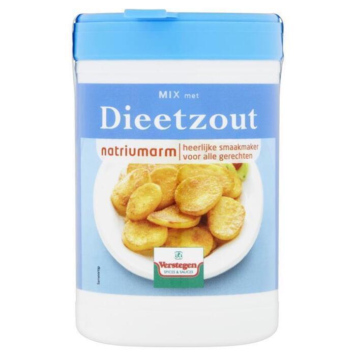 Verstegen Mix met Dieetzout Natriumarm 80g (40g)