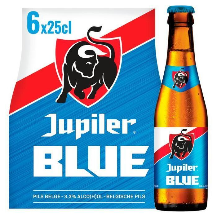 Jupiler Blue (6 × 250ml)