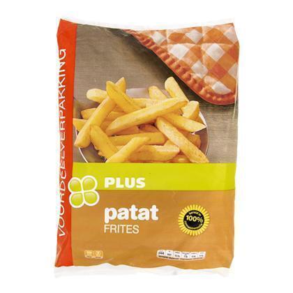 Patat frites (2.5g)