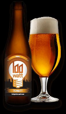 Stadsbrouwerij Eindhoven 75 Watt 33cl (33cl)