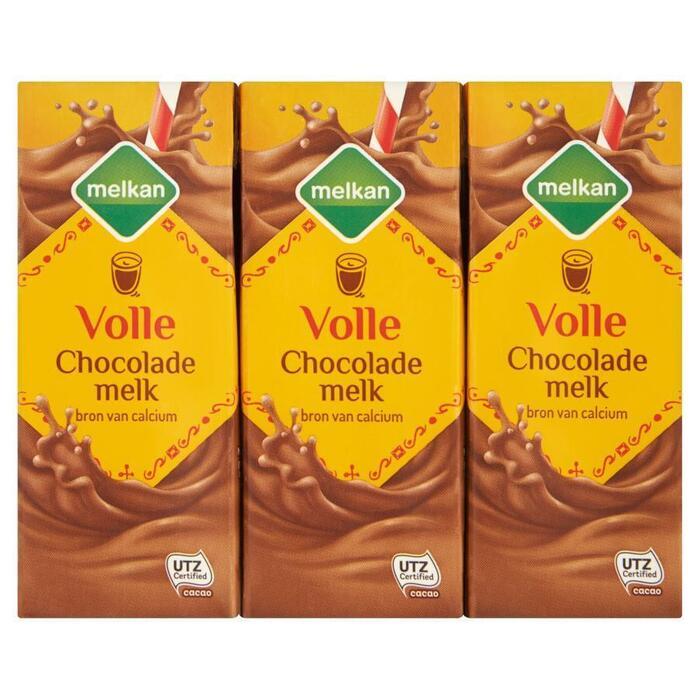 Volle chocolademelk (drinkpak, 1.2L)
