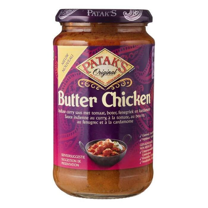 Patak's Original Butter Chicken 450g (450g)