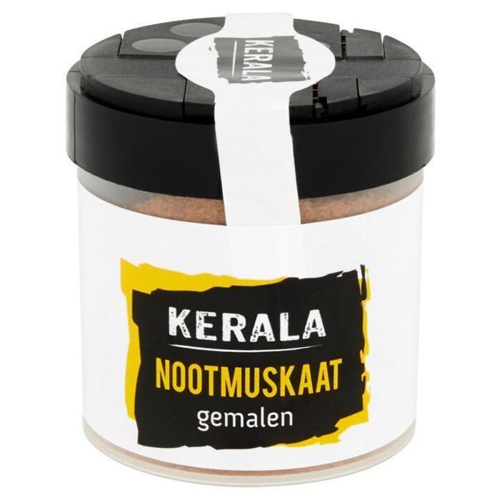 Kerala Nootmuskaat Gemalen 50g (50g)