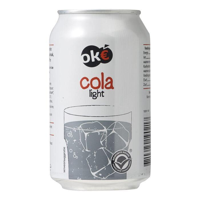 Cola light (rol, 33 × 33cl)
