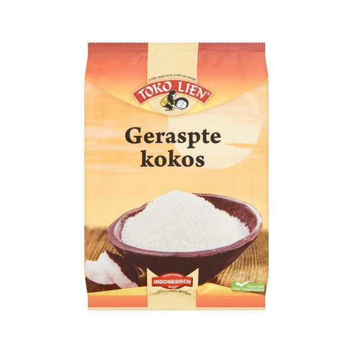 Geraspte Cocos (zak, 300g)