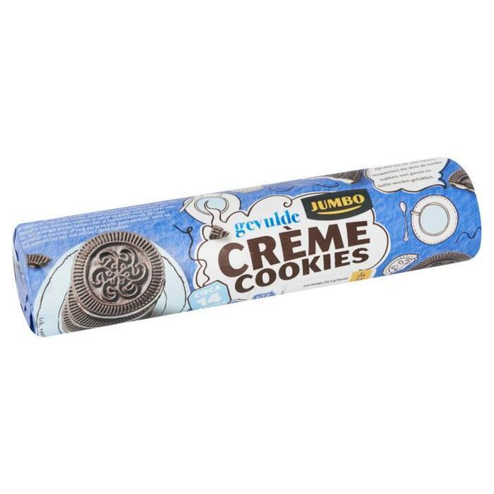 Jumbo Gevulde Crème Cookies 176g (176g)
