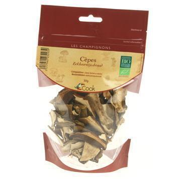 Cèpes, Eekhoorntjesbrood (zak, 30g)