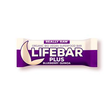 Lifebar blueberry quinoa (47g)