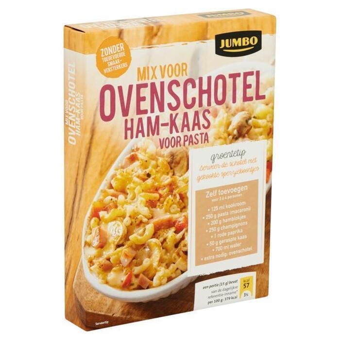 Jumbo Mix voor Ovenschotel Ham-Kaas voor Pasta 60g (60g)