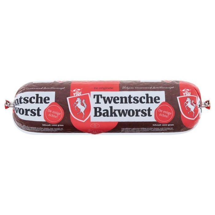 Wiggers Twentsche bakbloedworst (100g)