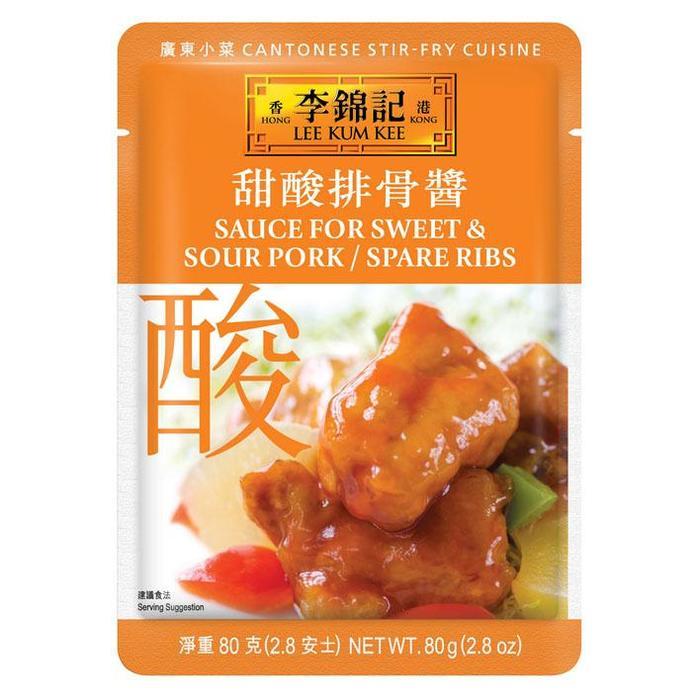 Lee Kum Kee Sweet & Sour Sauce  80 gram (80g)