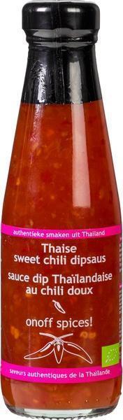 Thaise 'sweet' chili dipsaus (200ml)