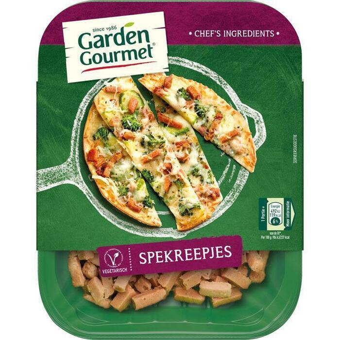 Garden Gourmet Vegetarische spekreepjes (150g)