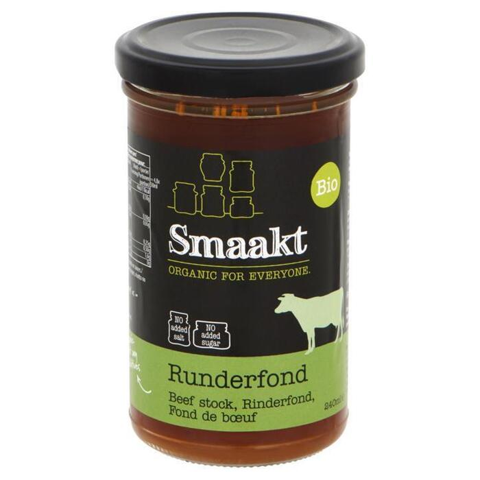 Rundvlees fond (240ml)