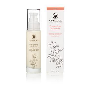 Timeless rose moisturiser (50ml)