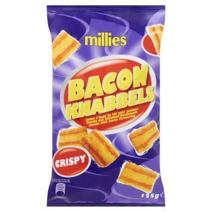 Baconknabbels (125g)
