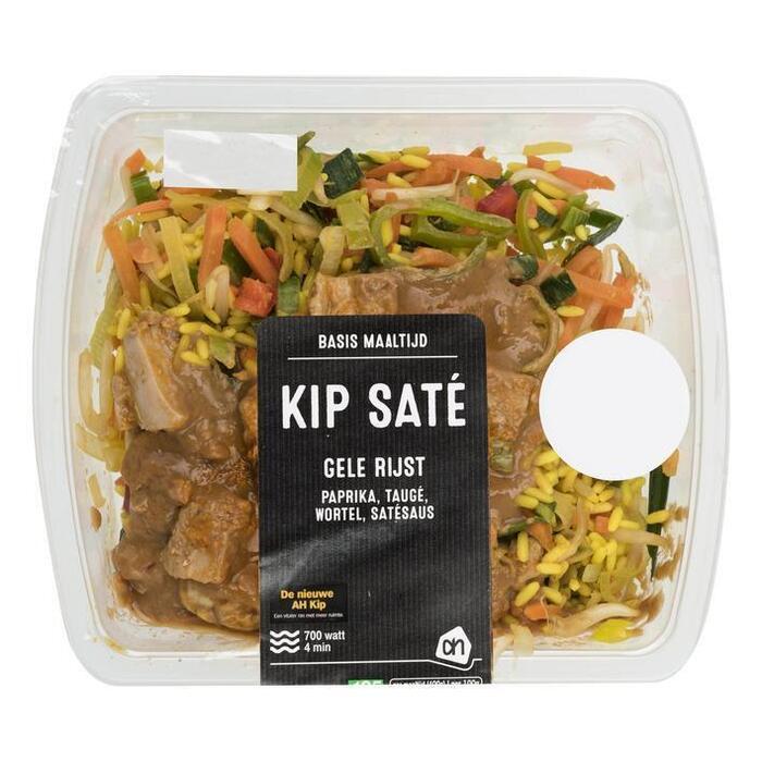 AH Basis maaltijd kip-saté (400g)