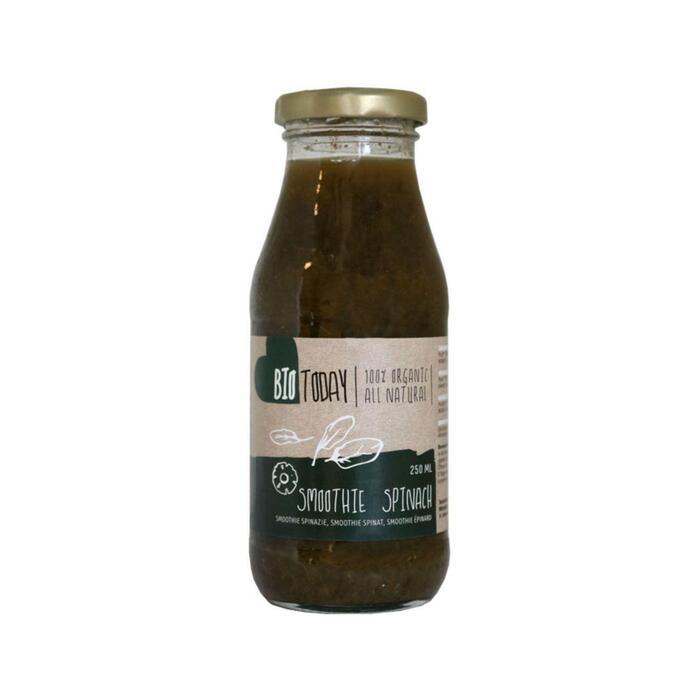 Bio Today Smoothie spinach (250ml)