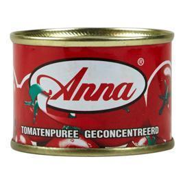 Anna tomatenpuree geconcentreerd 70 g (70g)