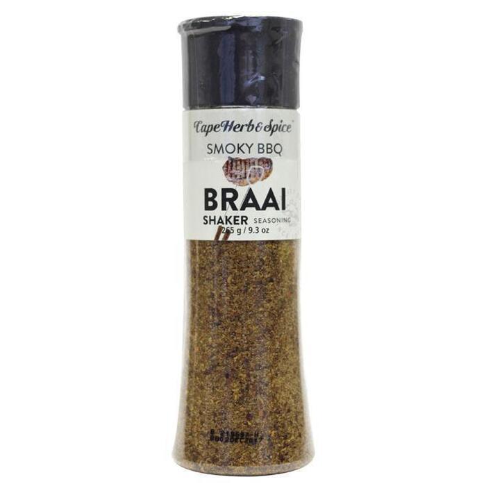Cape Herb Shaker smokey braai seasoning (265g)