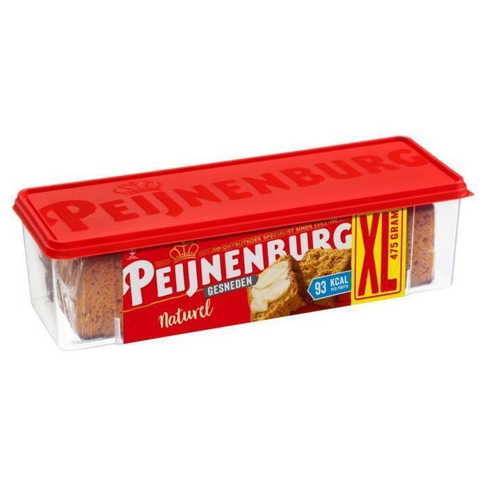 Peijnenburg Bewaarverpakking Ontbijtkoek Gesneden 475g (475g)