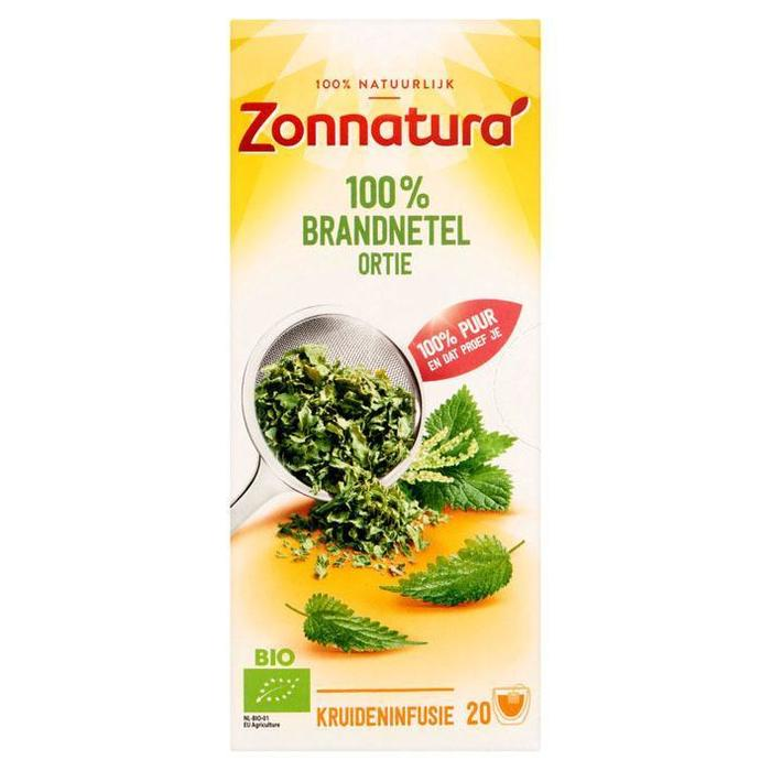 Zonnatura 100% Brandnetel 20 Zakjes 27 g (Stuk, 20 × 27g)
