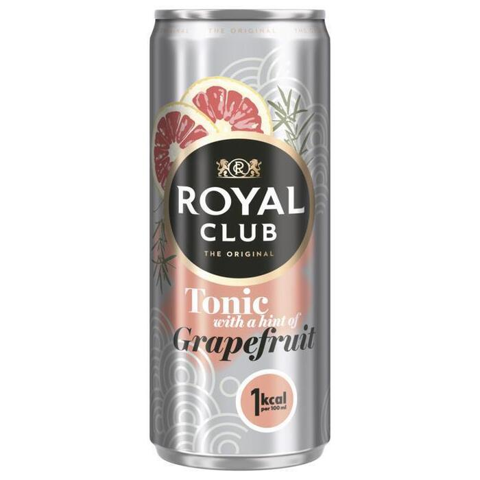 Royal Club With a hint of grapefruit (rol, 25 × 250ml)