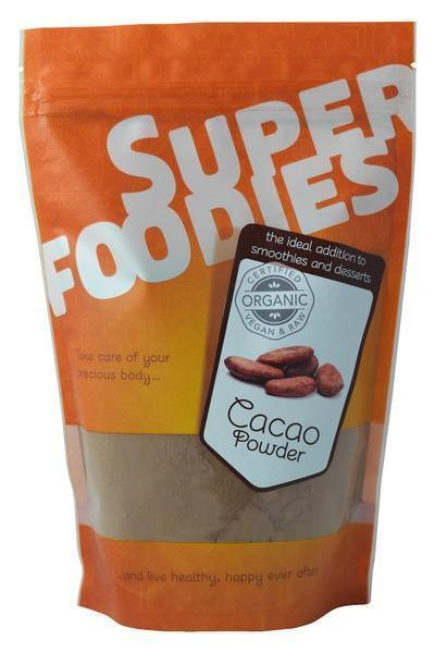 Raw cacaopoeder (250g)