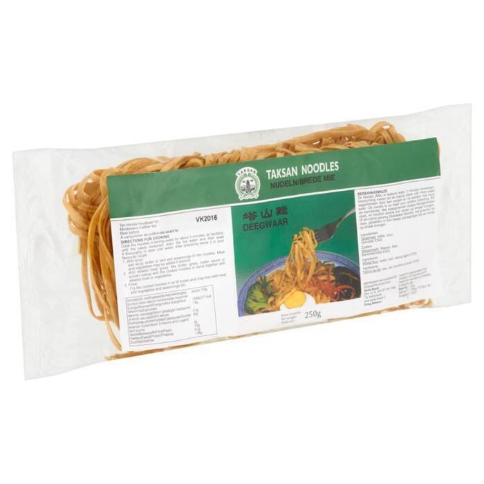 Noodles Brede Mie (zak, 250g)