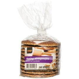 Coop Stroopwafel Honing 400g (400g)