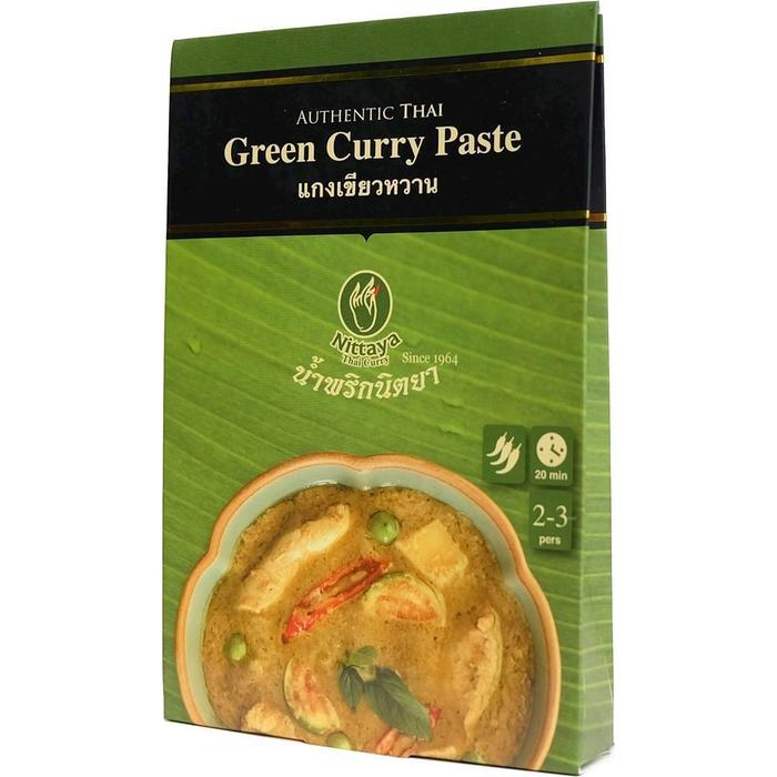 Green Curry Paste (50g)