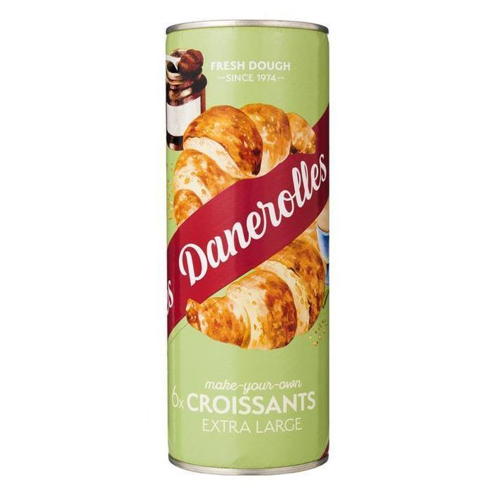 Danerolles Croissants extra large