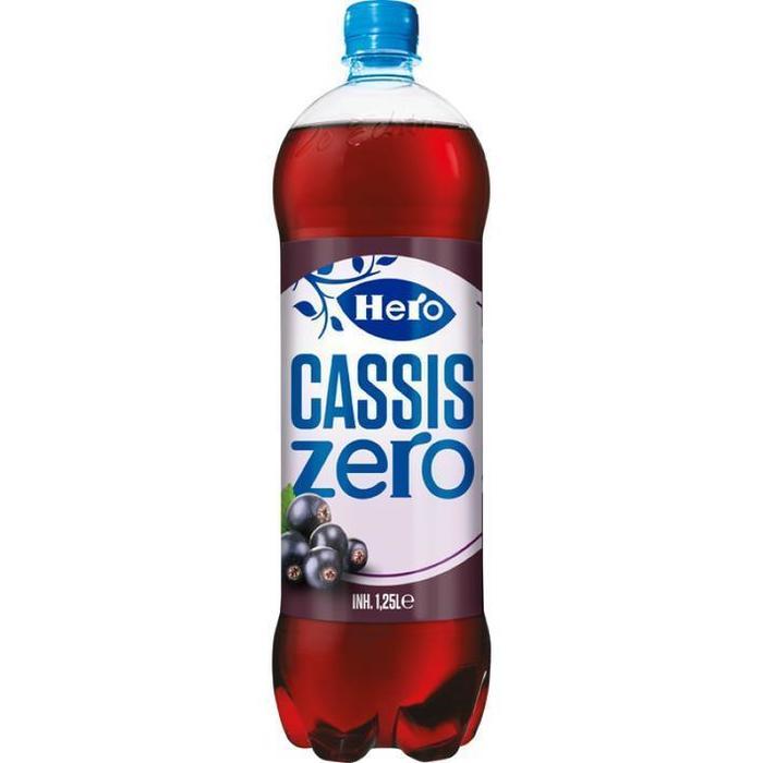 Hero Cassis zero (1.25L)