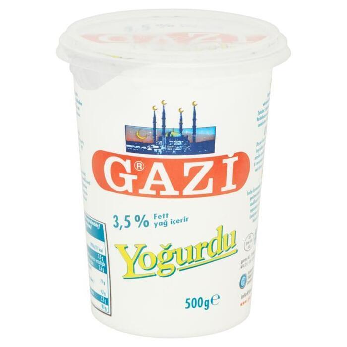 3,5% Yoghurtdessert (bak, 500g)