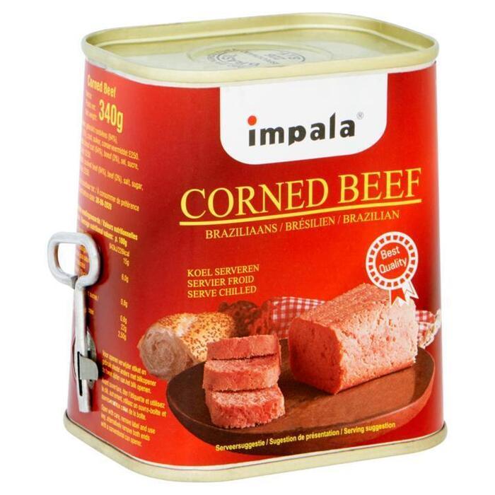 Corned Beef (blik, 340g)