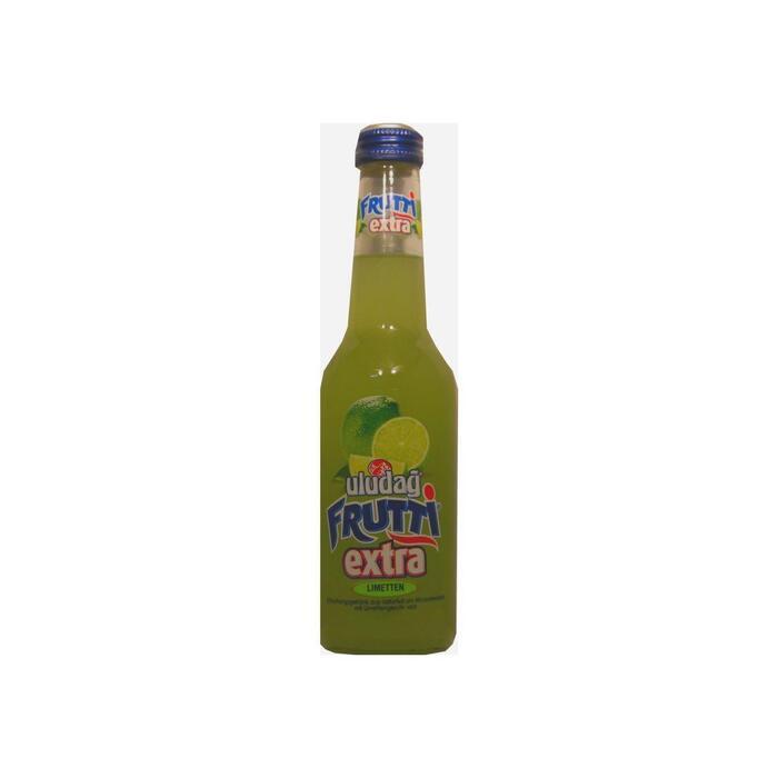 Uludag Limonade limoen extra (250ml)