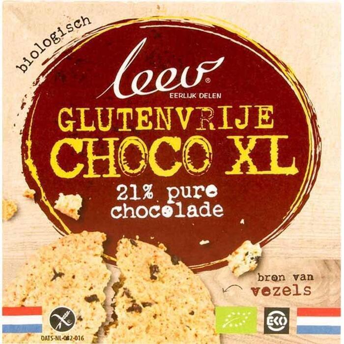 Biologische chocolade oerkoek glutenvrij (3 × 100g)