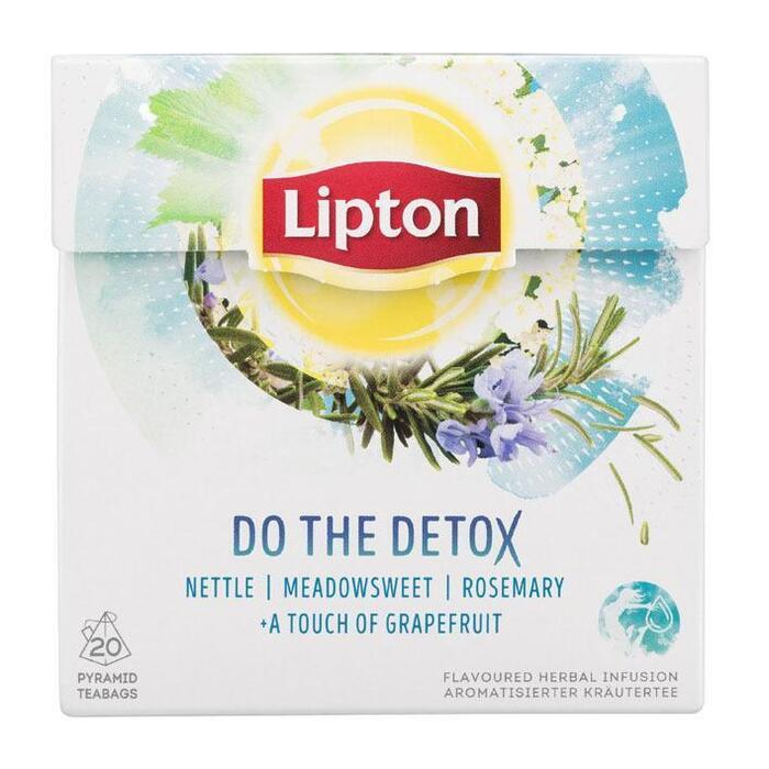 Lipton Do the detox thee (20 × 30g)