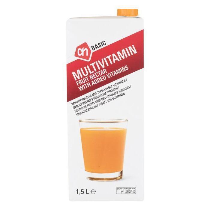 AH BASIC Multivit nectar (1.5L)