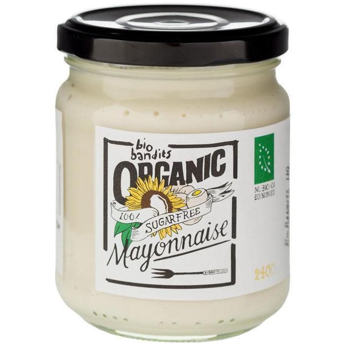 BioBandits Organic mayonaise (240ml)