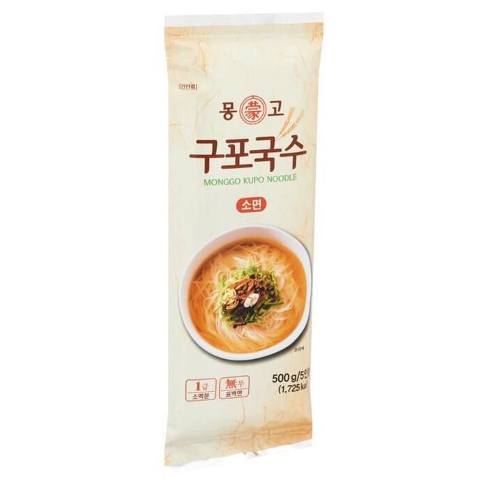 Monggo Kupo Noodle 500g (500g)