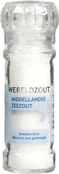 Middellandse zeezout molen (105g)