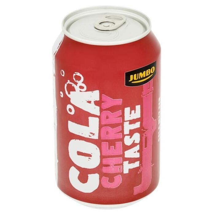 Jumbo Cola Cherry Taste 330ml (33cl)