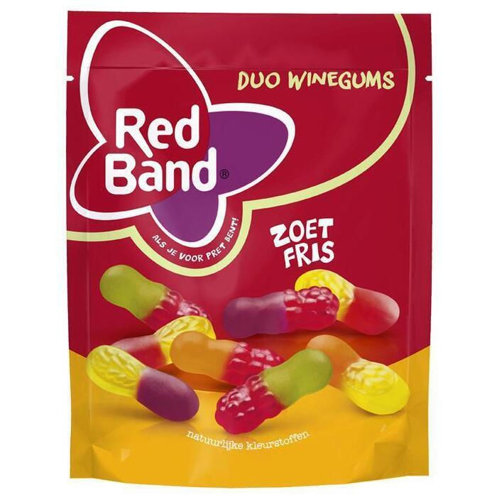 Redband Duo winegum zoet fris (235g)