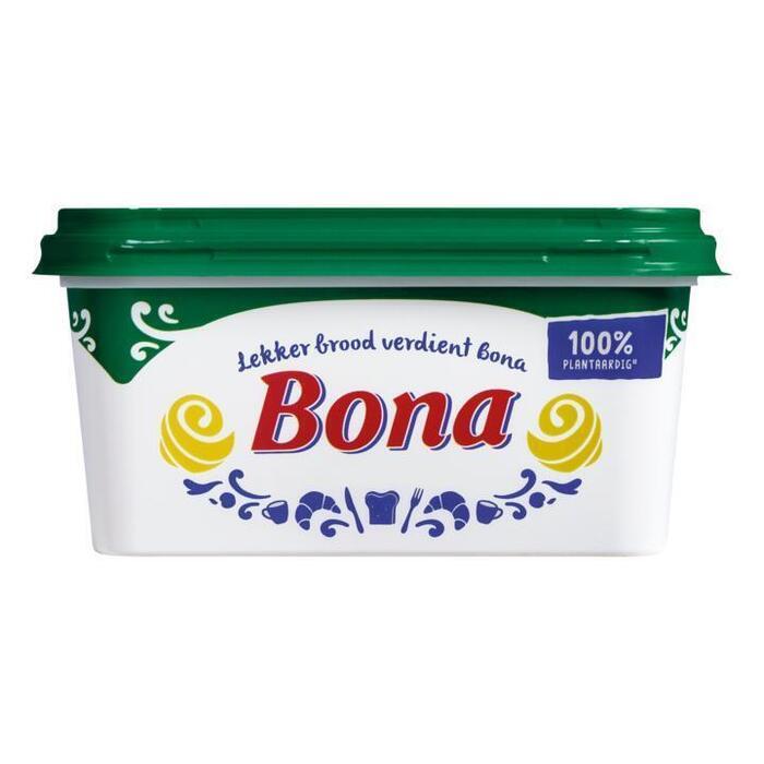 Bona Margarine 500G 24x (kuipje, 500g)