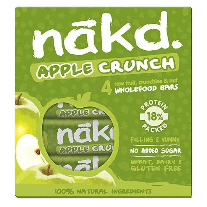 Nakd Apple crunch (4 × 120g)