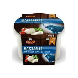 Top! van Coop Buffel mozzarella (125g)